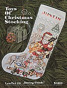 Leaflet 23 Toys of Christmas THUMBNAIL