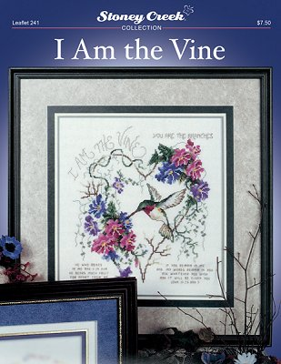 Leaflet 241 I Am the Vine MAIN