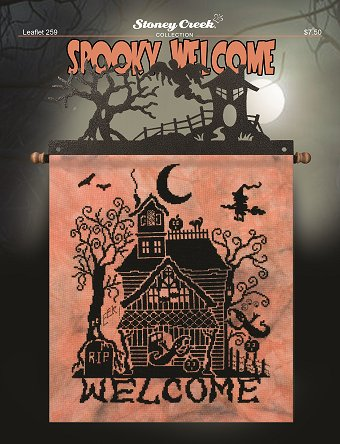 Leaflet 259 Spooky Welcome MAIN