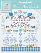 Leaflet 260 Twins Birth Sampler