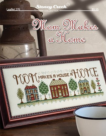 Leaflet 276 Mom Makes a Home MAIN