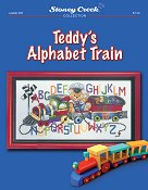 Leaflet 285 Teddy's Alphabet Train THUMBNAIL