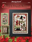 Leaflet 297 Santa & Friends Welcome THUMBNAIL