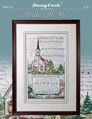 Leaflet 303 Abide with Me MAIN