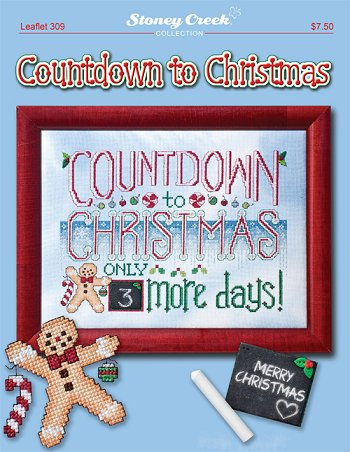 Leaflet 309 Countdown to Christmas