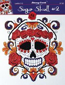 cover of Stoney Creek cross stitch Leaflet 312 Sugar Skull #2