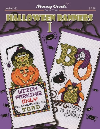 Leaflet 332 Halloween Banners I MAIN
