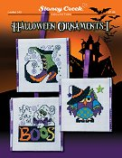 Leaflet 340 Halloween Ornaments I THUMBNAIL