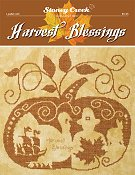 Leaflet 345 Harvest Blessings THUMBNAIL