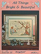Leaflet  35 All Things Bright & Beautiful THUMBNAIL