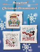 Leaflet 362 Christmas Ornaments V