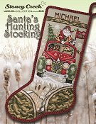 Leaflet 366 Santa's Hunting Stocking