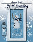 Leaflet 383 Let It Snowman THUMBNAIL