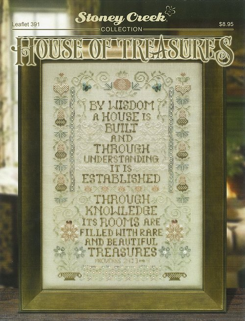 Leaflet 391 House of Treasures THUMBNAIL