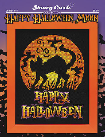 Leaflet 415 Happy Halloween Moon MAIN