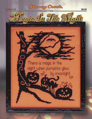 Leaflet 416 Magic In The Night THUMBNAIL