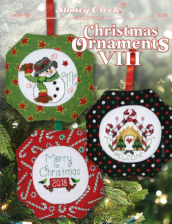 Leaflet 423 Christmas Ornaments VIII
