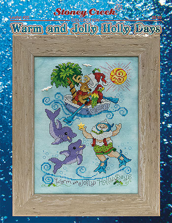 Leaflet 425 Warm and Jolly Holly Days THUMBNAIL