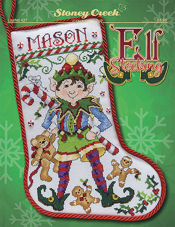 Leaflet 427 Elf Stocking_THUMBNAIL