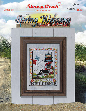 Leaflet 429 Spring Welcome Lighthouse THUMBNAIL