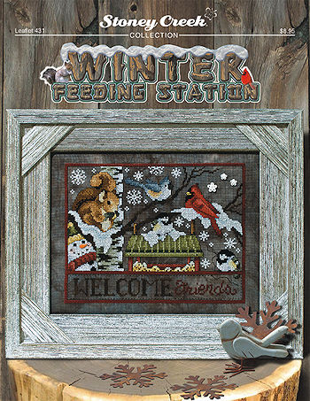 Leaflet 431 Winter Feeding Station_THUMBNAIL
