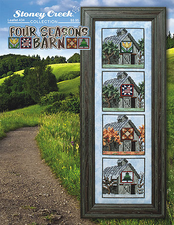 Leaflet 434 Four Seasons Barn THUMBNAIL