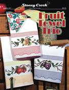 Leaflet 437 Fruit Towel Trio THUMBNAIL