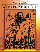 Leaflet 442 Witch's Night Out THUMBNAIL