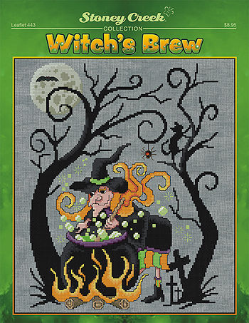 Leaflet 443 Witch's Brew MAIN