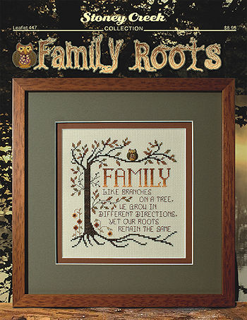 Leaflet 447 Family Roots MAIN