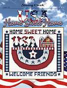 Leaflet 448 USA Home Sweet Home THUMBNAIL