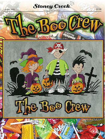 Leaflet 449 The Boo Crew MAIN