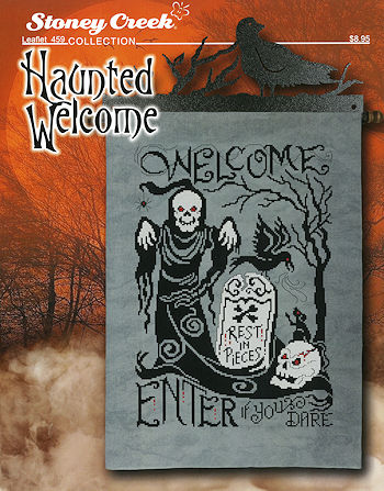 Leaflet 459 Haunted Welcome MAIN