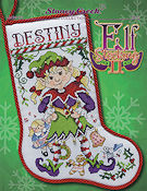 Leaflet 463 Elf Stocking II THUMBNAIL
