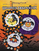 Leaflet 465 Halloween Ornaments IX THUMBNAIL
