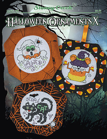 Leaflet 466 Halloween Ornaments X MAIN