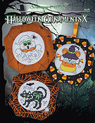 Leaflet 466 Halloween Ornaments X THUMBNAIL