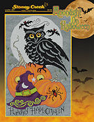 Leaflet 467 Moonlight On Halloween THUMBNAIL