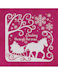 Leaflet 469 Dashing Through The Snow SWATCH