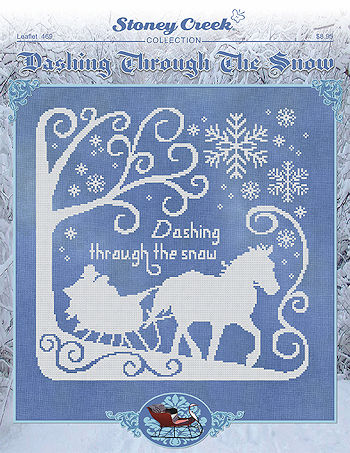 Leaflet 469 Dashing Through The Snow MAIN