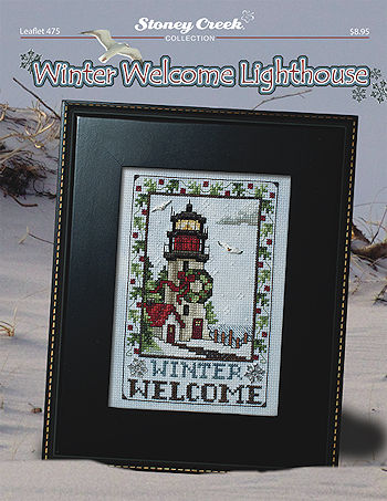 Leaflet 475 Winter Welcome Lighthouse MAIN