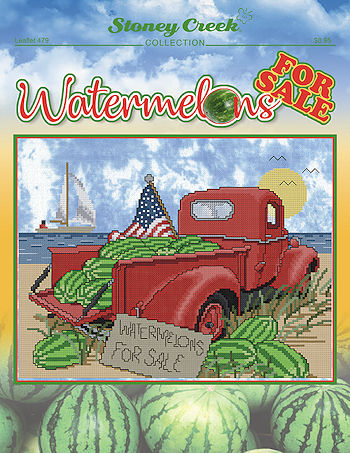 Leaflet 479 Watermelons For Sale MAIN