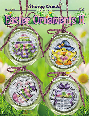 Leaflet 484 Easter Ornaments II MAIN