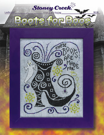 Leaflet 489 Boots for Boos MAIN