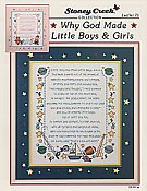 Leaflet  71 Why God Made Little Boys & Girls