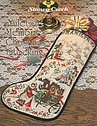 Leaflet 81 Yuletide Memories Christmas Stocking MAIN