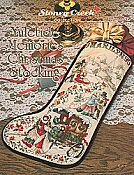 Leaflet 81 Yuletide Memories Christmas Stocking