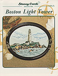 Leaflet  93 Boston Light Tower MAIN