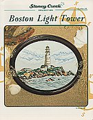 Leaflet  93 Boston Light Tower THUMBNAIL