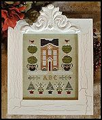 Little House Needleworks - Holiday House THUMBNAIL